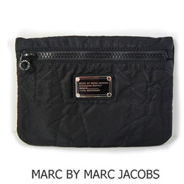 Mark Jacobs Marc single pull multifunctional cosmetic package bag clip passport bag long certificate