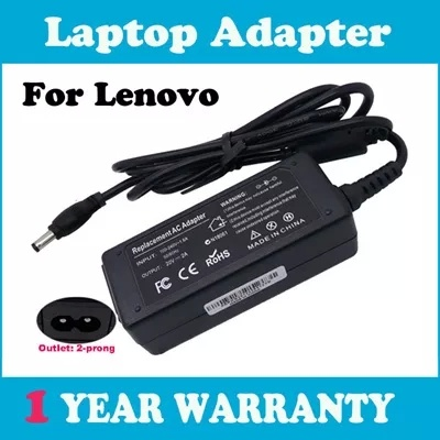 Qoo10 - 20V 2A 5 5*2 5mm AC Adapter Laptop Charger For