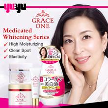 [KOSE] Grace One Whitening Series | Perfect Milk | Cream | Gel Cream UV ❤ Age from 50 ❤ SPF 50++++