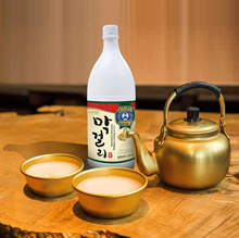 Sejong Makgeolli (Rice Wine) 750ml