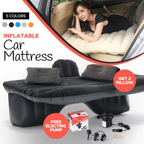 [ GRATIS ONGKIR JABODETABEK ] (PISAH) Kasur / Matras mobil / Kasur angin bed single indoor outdoor Deals for only Rp322.900 instead of Rp322.900