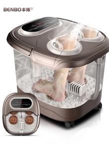 ★Foot Jacuzzi Massage★Foot Spa Bubble At Home Foot Bath Foot Reflexology Foot Massager