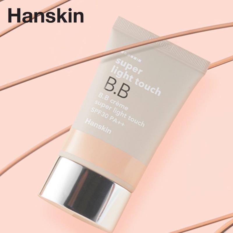 【100%正品·韓國直郵】 Hanskin 韓斯清 超級輕妝保濕BB霜 SPF30 PA++