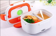 MULTI-FUNCTION Portable Electric Lunch Box Plastic Inner Container