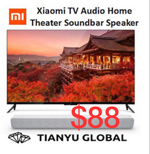 ⭐LOCAL SHIPPING!⭐ Original Xiaomi TV Audio Home Theater Soundbar Speaker Wireless