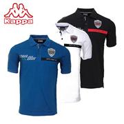 Kappa Mens Comfort Fit Racing Short Sleeve Polo