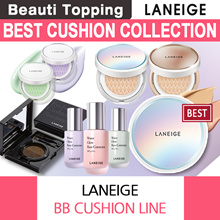 ★Qoo10 Lowest Price★NEW★[LANEIGE] BB Cushion Series♥Whitening / Pore Control / Anti Aging / Sunblock
