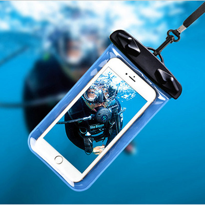 check out 90f4f e5321 Samsung Galaxy S7 Edge Plus G9380 Water Proof Diving Bag Outdoor Phone Case  Underwater Phone Bag