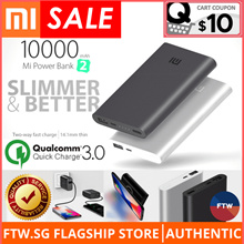[GSS $10 QOO10 COUPON!] Xiaomi 100% Authentic Baseus USAMS Wall Charger Wireless Charging Power Bank