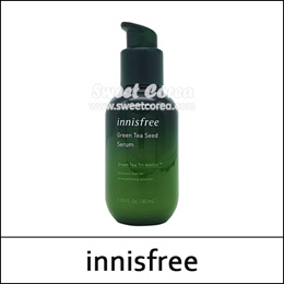[innisfree] Green Tea Seed Serum 80ml / Green Tea Tri-biotics / NEW 2021