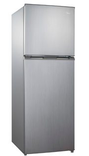 Midea 2 Door Fridge with Deodorizer MD-232V