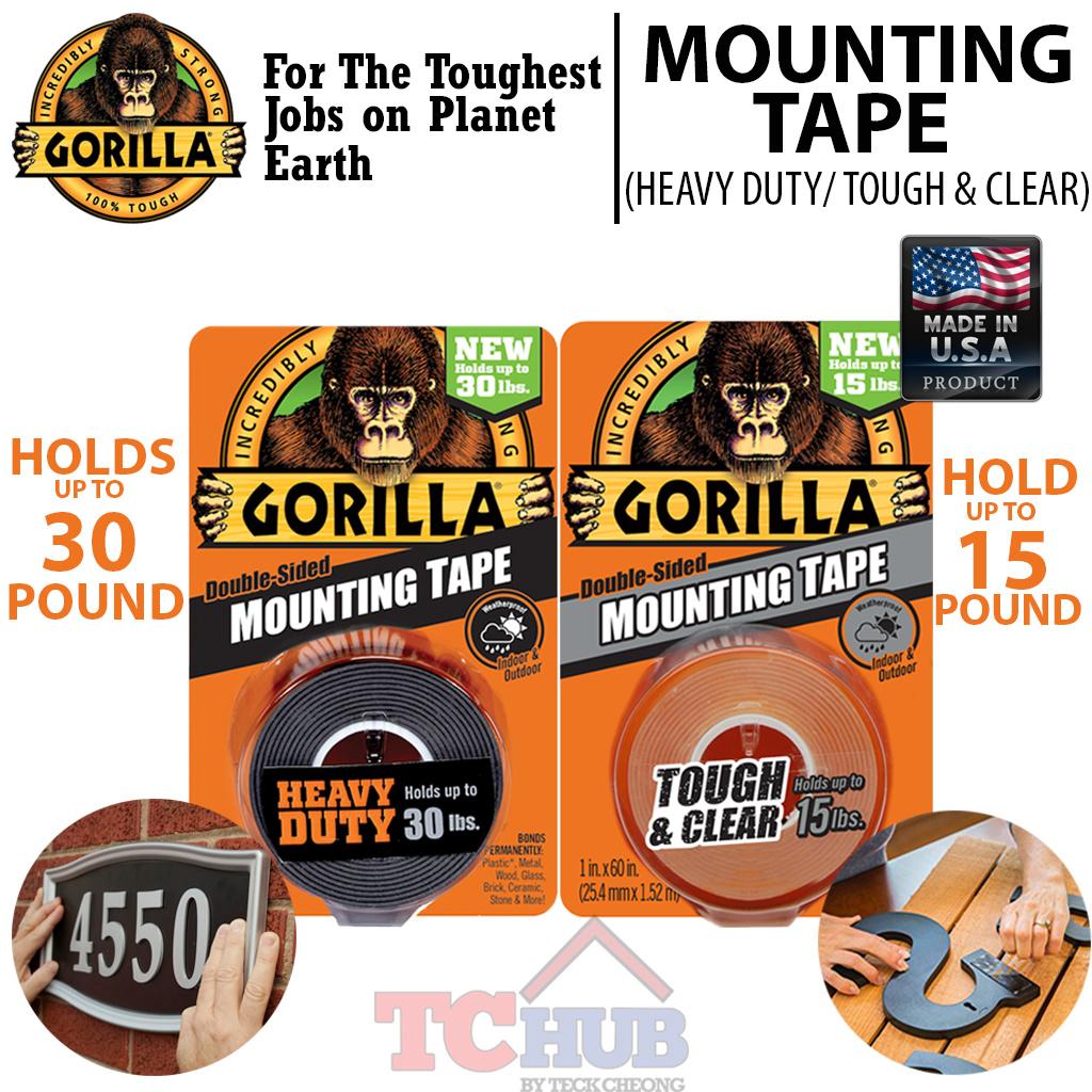 Qoo10 gorilla mountingtape furniture deco fit to viewer fandeluxe Gallery