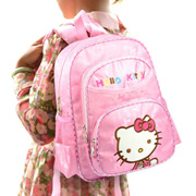 3a677878ed4f HELLO KITTY Kids bag School Backpacks Girls Kids Children School Bags  Primary