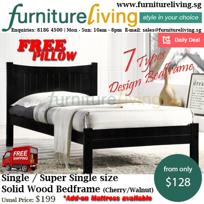 Qoo10 Solid Wood Bed Frame Search Results Q Ranking Items