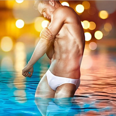 69dafd968859d AUSTINBEM sexy surf swim briefs men sport swimming trunks for Swimming Pool  Beach 235
