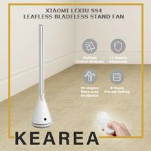 2019 Model - Xiaomi Lexiu SS4 Leafless Bladeless Stand Fan APP Remote Control 11 Speeds