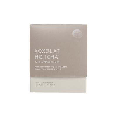 Xoxolat Hojicha   with Cocoa (15 Sachets)