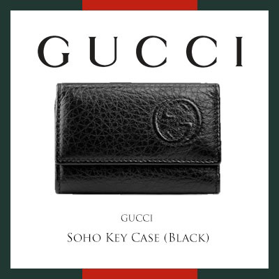 Qoo10 - Gucci Soho Key Case (Black)   Bag   Wallet 9fc05b0c7