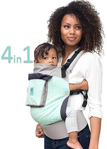 b0c898bb3da Qoo10 - Lillebaby LILLEbaby 4 in 1 Complete Essentials Baby Carrier ...