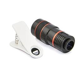 Universal Tele Lens 8x Clip Jepit