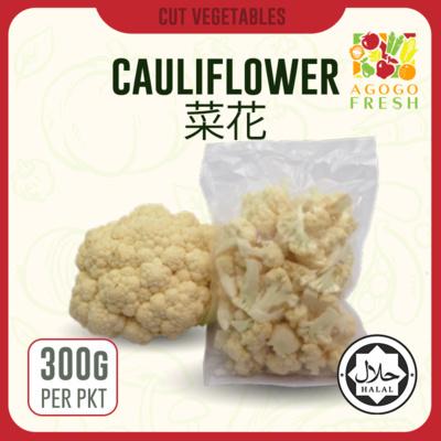 D27 Cauliflower 白花