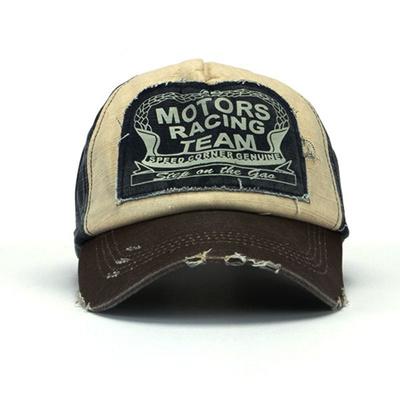 discount Yienws Vintage Jeans Curve Brim Trucker Cap For Men Bones Masculino  Baseball Cap Male Adjus ad7ae0f2541
