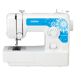 BROTHER HOME SEWING MACHINE JA1450NT + FREE RINATA THREAD SET (WORTH $8) + 1 YEAR CARRY IN WARRANTY