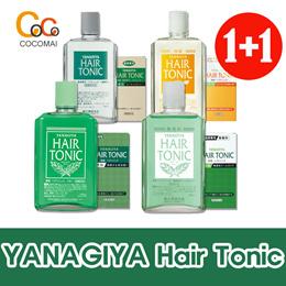 [YANAGIYA]★LOWEST PRICE★ [1+1] Hair Tonic - Promote Hair Growth/ Scalp Care 240ml - Made In Japan