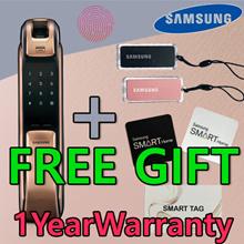 [★$387.9+7pcs FREE GIFT!!★]Samsung Digital Doorlock SHP-DP930 // DR900 // 1 year Waranty