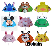 Kids umbrella★3D Cartoon Umbrella★Animal Umbrella★Children Umbrella★Stitch★Pokemon★Hello Kitty