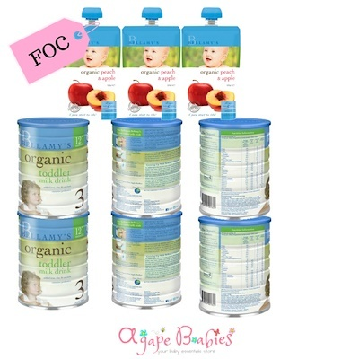# 1 PENJUAL! Bellamys Organic Formula Milk Powder Deals for only Rp2.504.400 instead of Rp2.504.400