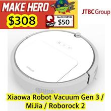 Mi Vacuum (English): Xiaowa Robot Vacuum Gen 3 / MiJia / Roborock vacuum Gen 2 / Gen 1 / Roidmi F8