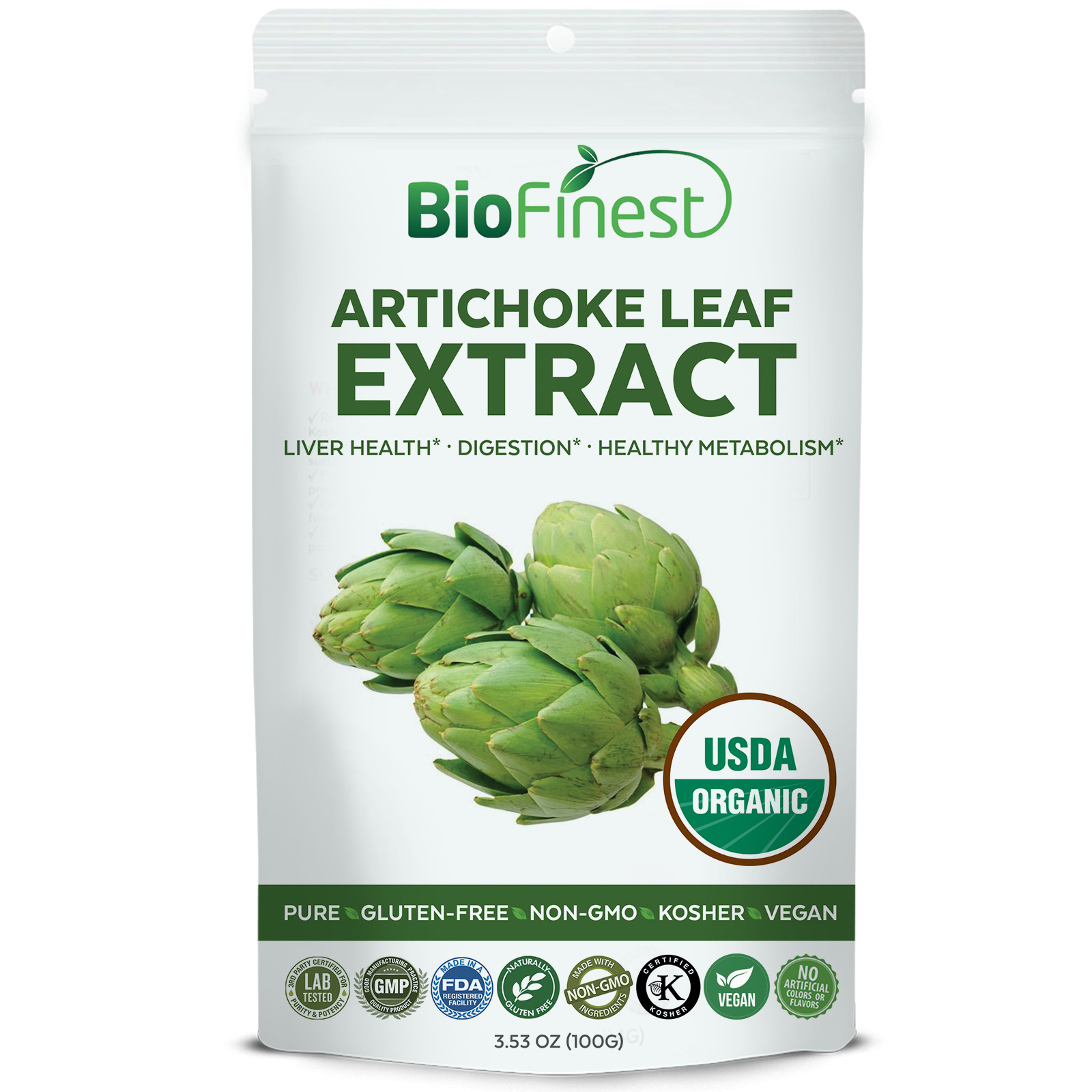 Artichoke extract: instructions for use