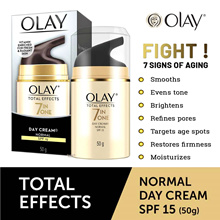 ✴️Anti-aging✴️ OLAY Total Effects Preventative Anti-Aging 7in1 cream with SPF 15. No.1 Female Brand