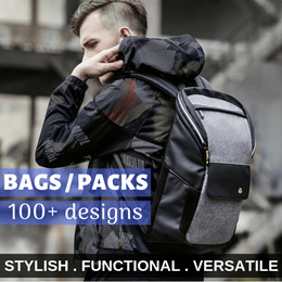 e18b67c0 Daily Deal ⚜Bags and pouches⚜Sg selller⚜Fast shipping⚜Versatile⚜Backpack ⚜Multi-purpose⚜Waist pouch⚜Waist pouch⚜