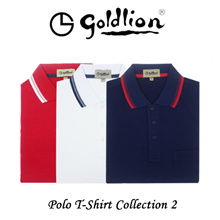 GOLDLION Polo T-Shirts | Collection 2 |