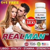 {1+1 Deals} Realman ✅ XP Xtreme Maca ✅ Tongkat Ali✅ Sexual Enhancement✅Men Supplements✅ Erection✅Etc