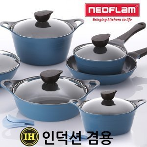 Neoflam Induction Cooker Pot Frying Pan Ih Made In Korea