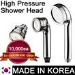 [Restock] Wind Storm Shower Head ★Powerful High Pressure Shower heads ★ For Bath / Kitchen