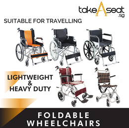 Economical traveller Wheelchair (lightweight or heavy duty) self push or assisted model available