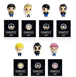 GOT7 GOT 7 1ST ALBUM IDENTIFY SPECIAL EDITION Jr. FIGURE USB ALBUM SEALED
