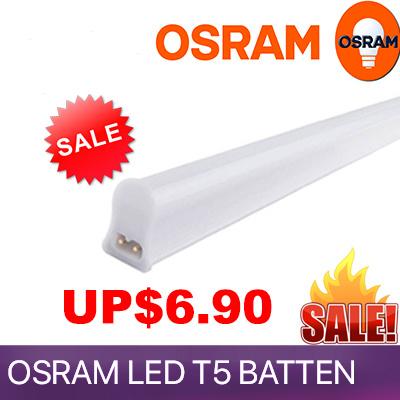 Qoo10 - OSRAM LED T5 BATTEN : Furniture & Deco
