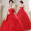 Gaun pengantin import/ wedding dress import murah berkualitas