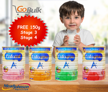 Free 150g For Stage 3 n 4 / *SG Official stock* 1.8kg Enfagrow A+ Stage 2 - 5