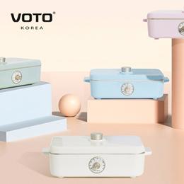 VOTO KOREA NEW VTG01 Multi Cooker Electric Grill Pan Oven