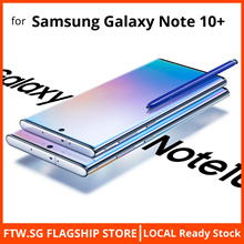 Samsung Galaxy Note 10 / Note 10+ Full Protection Case Ringke X-Doria Casing Japan Tempered Glass