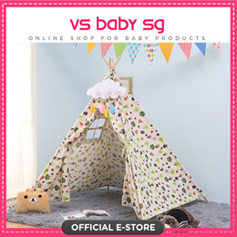 ❤️Best Seller❤️Teepee Tent ❤️Indoor Play tent❤️Pretend Play❤️Local Seller❤️Free Shipping❤️