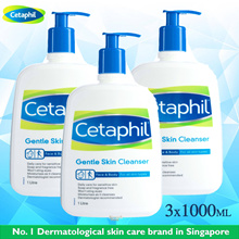 ★ FREE Shipping+ Mix n Match Any 3 !★ CETAPHIL SKINCARE. MOISTURIZER    CLEANSER   RESTORADERM
