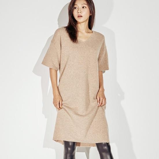 メグジェイMAGJAYケシミオウルワンピースJ92POP025 面ワンピース/ 韓国ファッション