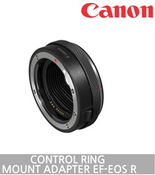 Canon EF-EOS R control ring mount adapter Lens Conversion Adapter new